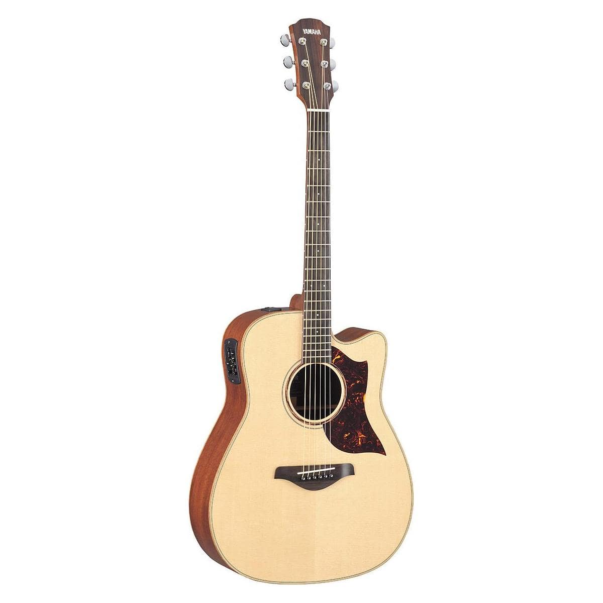 Yamaha all solid wood Acoustic Electric guitars for $600 or $660.
