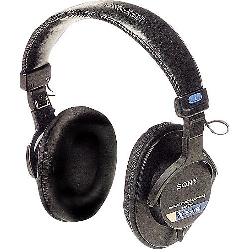 Sony Studio Headphones MDR-7506 Guitar Center $60.03