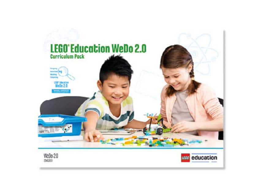 LEGO WeDo 2.0 Curriculum Pack for 1 cent
