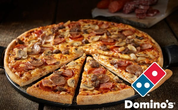 Domino's Pizza: Large 2-Topping Pizza $5.99 (Carryout Only) - February 15-21, 2016