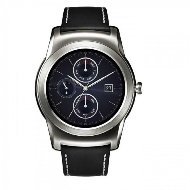 LG Urbane Wearable Smart Watch in Silver $160 FS
