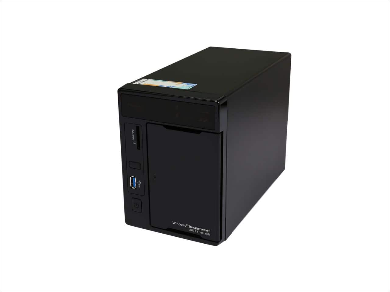 Thecus W2000 2-Bay Cloud Ready Windows Server R2 $99 shipped Newegg flash
