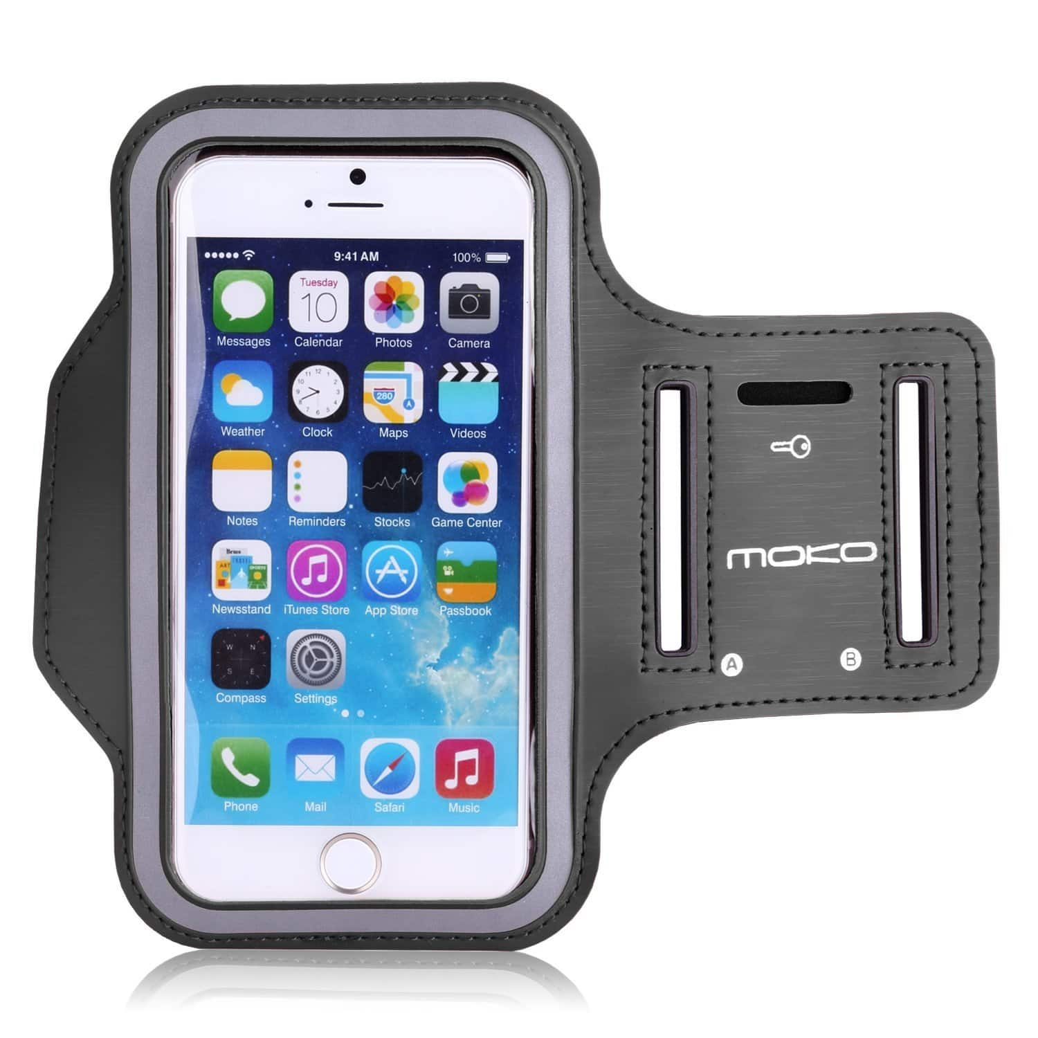 Moko iPhone 6 6s Sports Armband $0.99 + Free Shipping