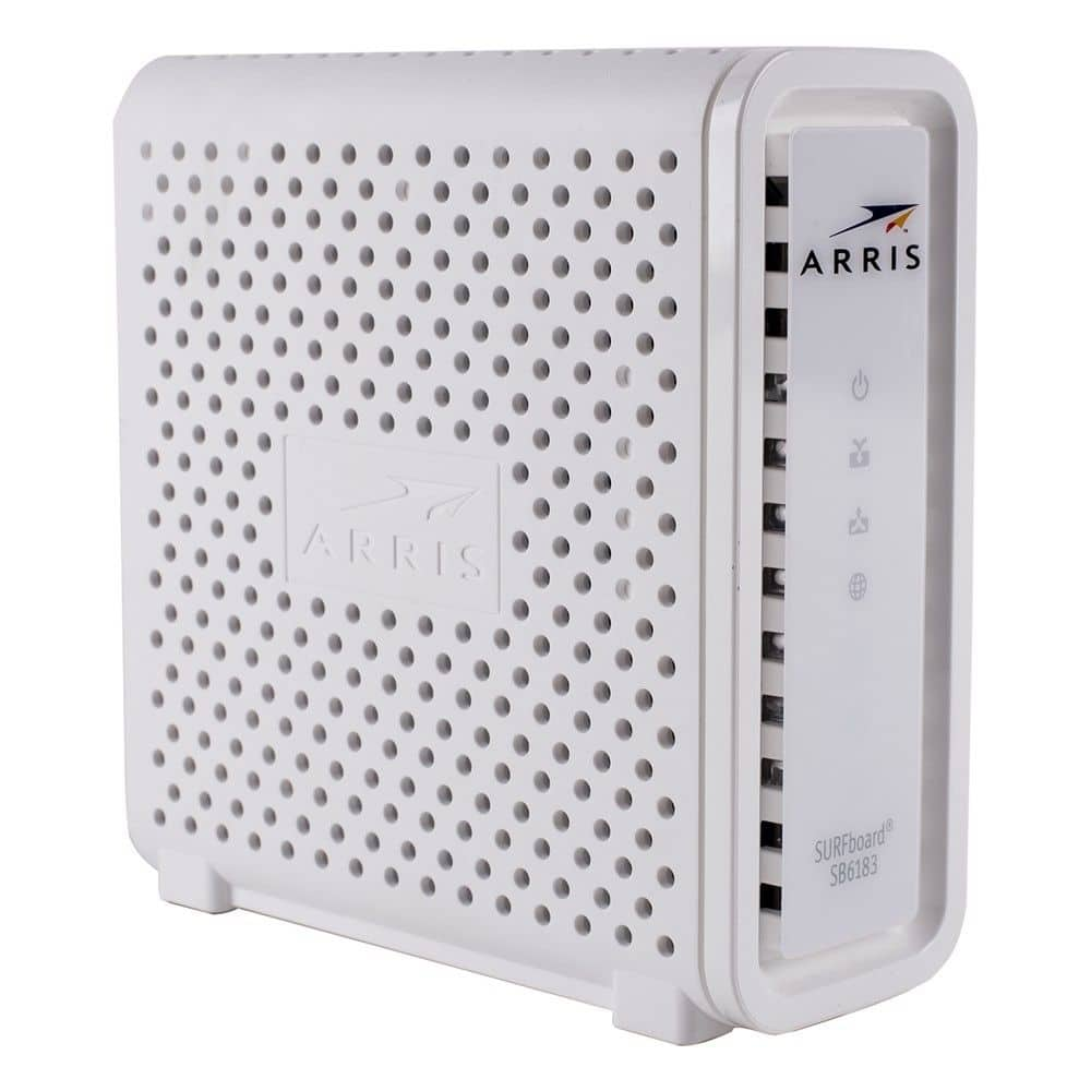Arris Surfboard SB6183 DOCSIS 3.0 Cable Modem (Refurbished)  $55 + Free Shipping