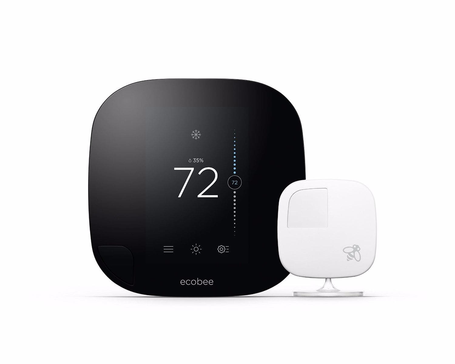 ecobee3 Smarter Wi-Fi Thermostat with Remote Sensor (2nd Gen) $190 + Free Shipping (eBay Daily Deal)