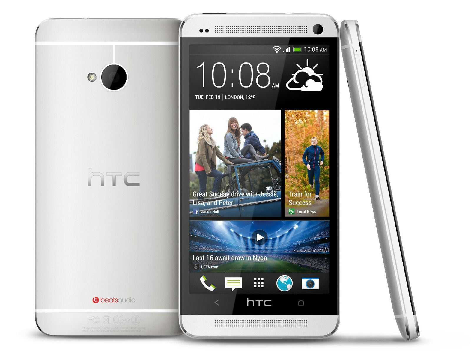 HTC One M7 32GB (T-mobile - Unlocked) 4G LTE (New) $130 + Free Shipping (eBay Daily Deal)