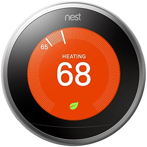 Price Mistake!!!!!!!!!!!! Nest T3008US Learning 3rd Generation Thermostat $22.30 + Free Shipping - Sold by Amazon!! Quick!!