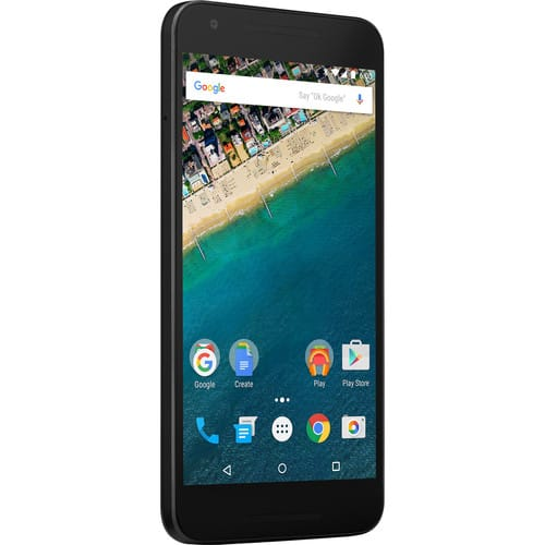 Google Nexus 5X 32GB Smartphone (Unlocked) Free shipping total $299 + $25 gift card + extra!