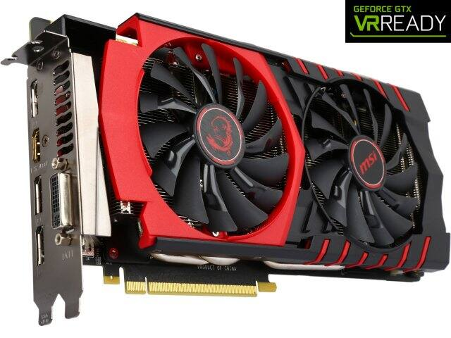 MSI GeForce GTX 980Ti GAMING 6G LE 6 GB 384-Bit GDDR5 PCI-Express Video Card + The Division (PC) for $529.99 AR + Free Shipping @ Newegg.com