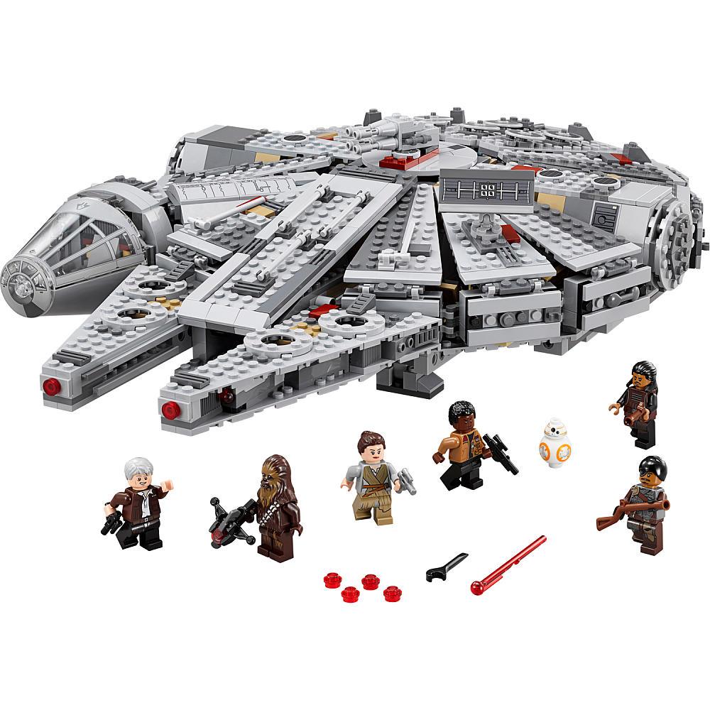 LEGO Star Wars Millennium Falcon  $120 + Free Shipping