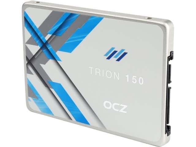 "120 GB ADATA Premier SP550 2.5"" SATA III TLC Internal SSD for $34.99, 240 GB OCZ TRION 150 2.5"" SATA III TLC Internal SSD for $49.99 AR & More @ Newegg.com"
