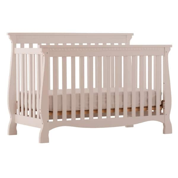 Storkcraft Venetian Fixed-Side Convertible Crib (All Colors) plus free Graco Mattress $121+ Free Shipping (tax may apply) at wayfair.com