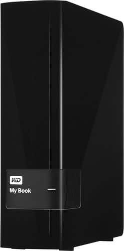 5TB Western Digital My Book USB 3.0 External Hard Drive $119.99 + Free Shipping
