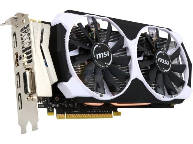 MSI GeForce GTX 960 OC Edition 4 GB 128-Bit GDDR5 PCI Express 3.0 ATX Video Card + Rise Of The Tomb Raider (PC) for $169.99 AR + Free Shipping @ Newegg.com