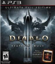 Diablo III: Reaper of Souls Ultimate Evil Edition (PS3 or Xbox 360)  $20 + Free Store Pickup