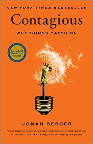 "$1.99 Kindle eBook: ""Contagious: Why Things Catch On"" (Marketing / Sociology, 4.4 Stars on 538 Reviews)"
