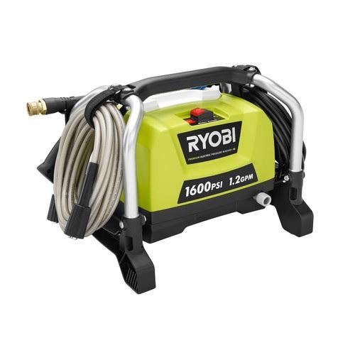 Ryobi reconditioned electric pressure washer $70 FS CPO@eBay 1600psi 1.2gpm 13amp ZRRY141600