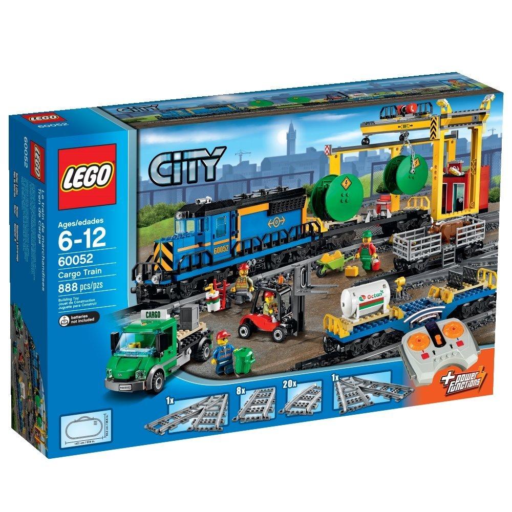 LEGO City Trains 888-Piece Cargo Train  $133.80 + Free Shipping
