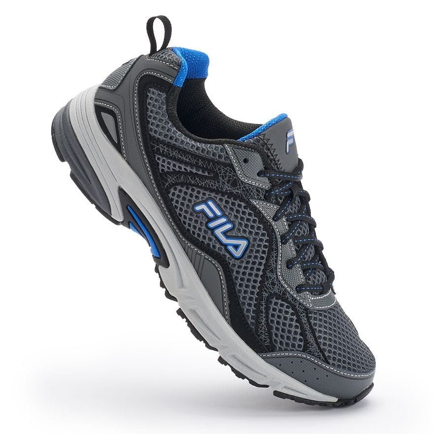 Kohls Cardholders: FILA Windshift 15 Men's Running Shoes  $24.50 or Less + Free Shipping