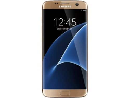 32GB Samsung Galaxy S7 Edge Unlocked Smartphone (Int'l Model)  $629 + Free Shipping