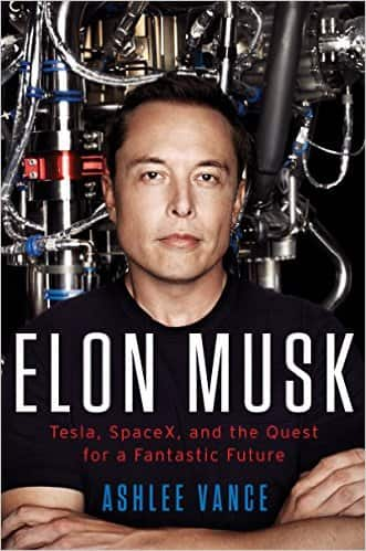 Elon Musk: Tesla, SpaceX, and the Quest for a Fantastic Future [Kindle Edition] $1.99 ~ Amazon