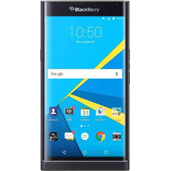 32GB BlackBerry Priv AT&T GSM Unlocked Smartphone w/ Physical Keyboard  $380 + Free Shipping