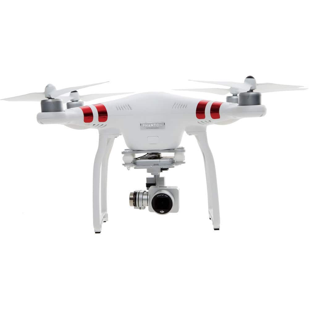 DJI Phantom 3 Standard Quadcopter Drone w/ 2.7K Camera and 3-Axis Gimbal $399 + Free Shipping!