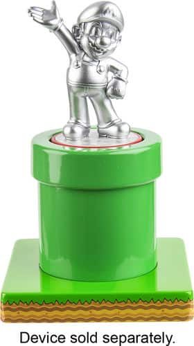 PDP Super Mario Pipe Stand for Amiibo Figures (Green)  $3 + Free Store Pickup