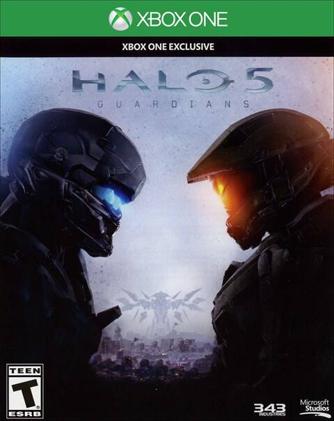 GameFly: Halo 5: Guardians (Used Xbox One) $19.99 with free shipping