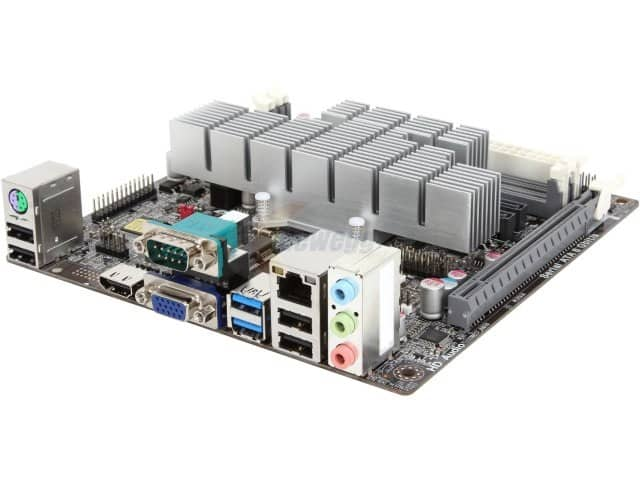 Newegg Mobile Site: ECS E1-2100 AMD Dual Core Mini ITX Motherboard/CPU Combo  $20 after $15 Rebate