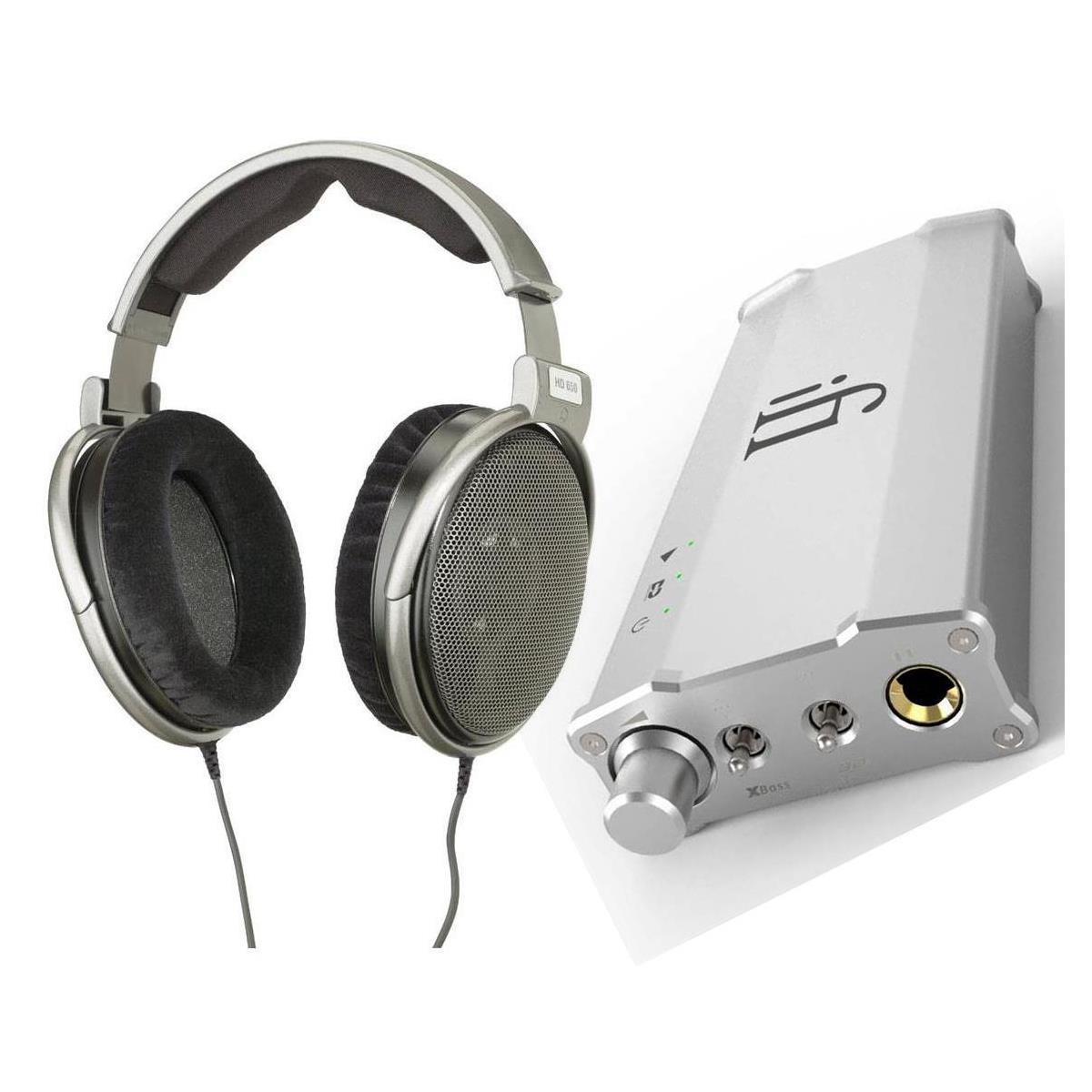 Sennheiser HD650 Headphone w/ iFi Micro iCAN Special Edition Headphone Amp $549 + free shipping