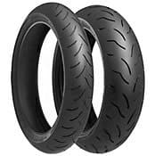 Bridgestone Motorcycle Tires: Front & Rear Battlax BT016 Pro from $130 (after $50 rebate) + Free Shipping