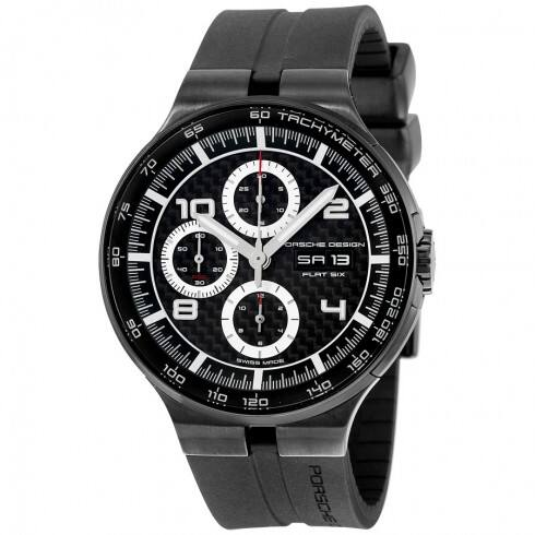 Porsche Design P6340 Men's Flat Six Automatic Chronograph Watch  $995 + Free Shipping