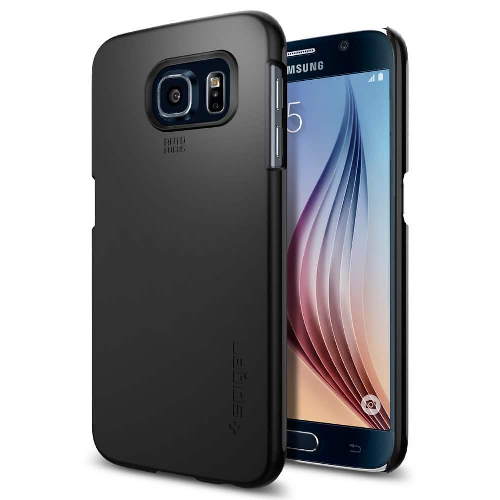 Spigen Cases: Galaxy S6 or LG G5 $5, iPhone SE/5/5S  $4