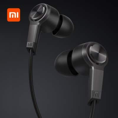 Xiaomi Piston 3 In-Ear Headphones w/ Inline Controls & Mic  $12.90 + Free Shipping