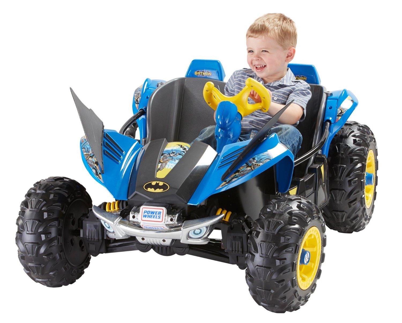 Power Wheels Batman Dune Racer $199 +Free Shippping Amazon