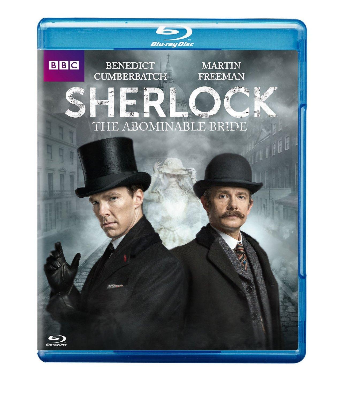 Sherlock: The Abominable Bride [Blu-ray] $12 @ Amazon