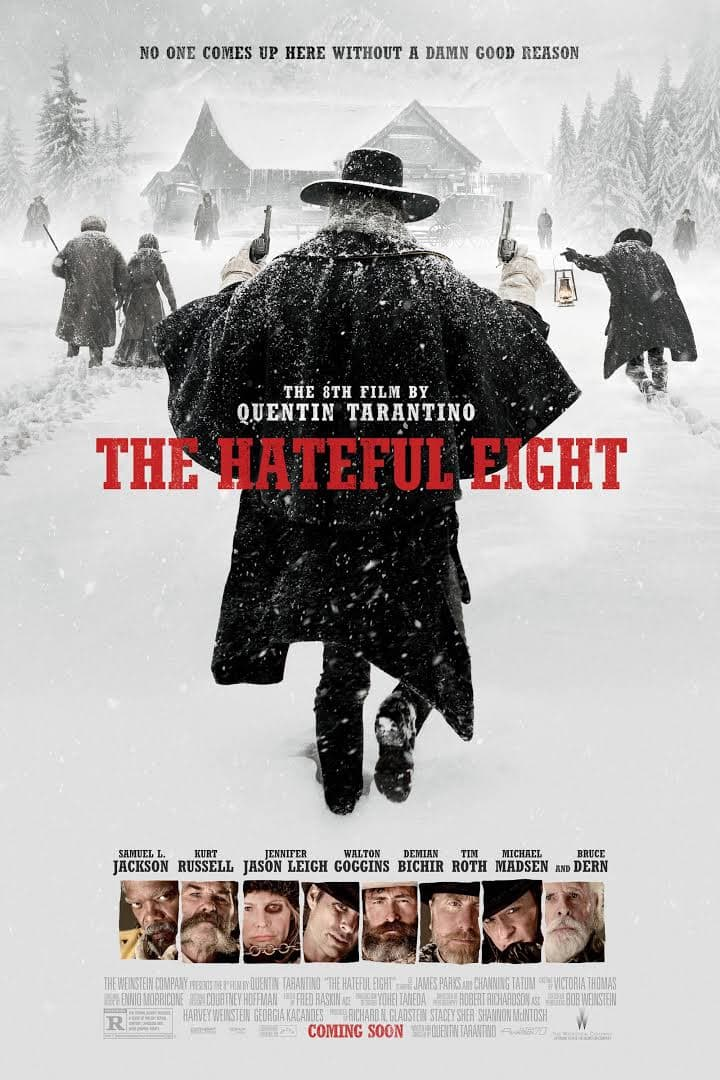 Family Video Digital Movies: The Hateful Eight  $8 & More