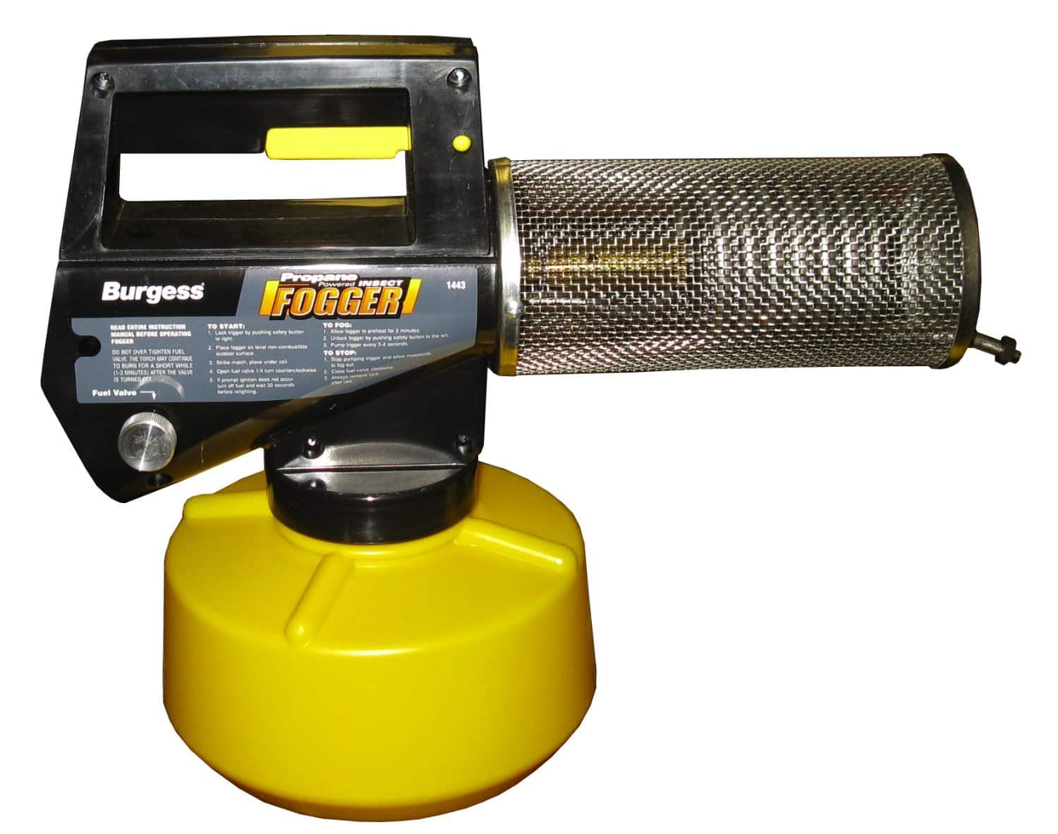 Burgess Propane Insect Fogger  $44