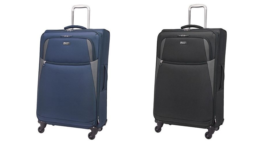 Skyway Oasis 28-Inch Spinner Luggage (482-28-4VP) TWO for $105 SHIPPED PLUS $20 Kohls Cash w KOHLS CHARGE (amazing price!)