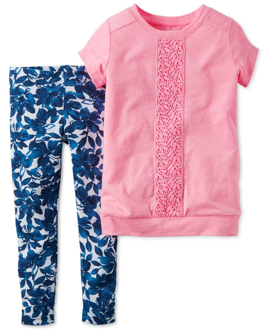 Carter's Baby Clothing: Coveralls, Leggings, Bodysuits  from $4 & More