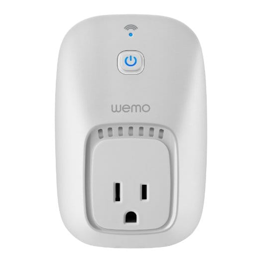 WeMo Switch, Wi-Fi Enabled, Control Lights & Appliances From Your Phone, Works with Alexa (Amazon Echo)  - $29.99 - Amazon.com