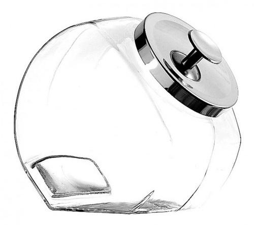 Oneida Sale: 1-Gallon Anchor Hocking Penny Jar w/ Lid  $7 & More + Free S&H
