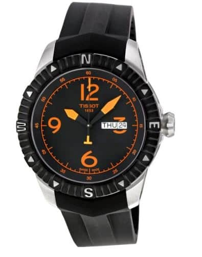 Tissot T-Navigator Men's Automatic Watches (Various)  from $285 + Free Shipping