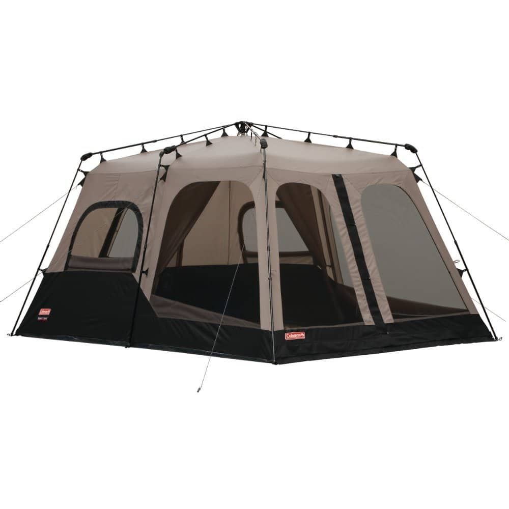 Coleman 8-Person Instant Tent (Brown)  $160 + Free Shipping