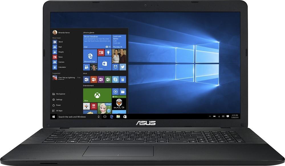 "Asus - X751LAV 17.3"" Laptop - Intel Core i5 - 8GB Memory - 1TB Hard Drive - Black 349.99 4 hr sale @ BB"