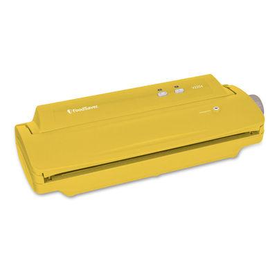 FoodSaver V2254 Vacuum Sealing System (Yellow)  $40 + Free Shipping