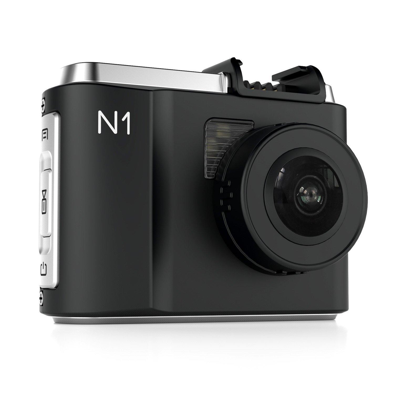 "Vantrue N1 1080p HD 1.5"" LCD DVR Car Dash Camera w/ Parking Monitor  $70 + Free Shipping"