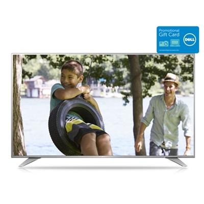 "LG 60"" 4k Smart Ultra UHD -60UH6550 + $400 Dell eGift Card $1299.99 F/S"