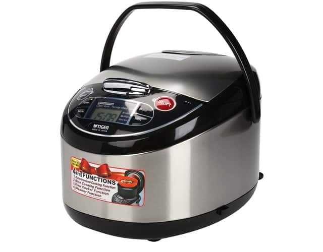 Tiger Rice Cooker JAX-T18U 10 cup uncooked made in Japan $169